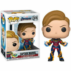 ENDGAME CAPTAIN MARVEL