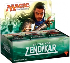 BOX BATTLE FOR ZENDIKAR
