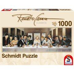 PUZZLE 1000 SCHMIDT INVITATION