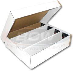 BOX CARDBOARD 3200CT