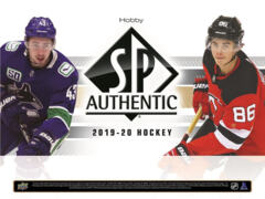SP AUTHENTIC 19-20 BOX