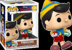 POP DISNEY PINOCCHIO PINOCCHIO SCHOOL
