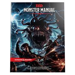 5TH ED MONSTER MANUAL