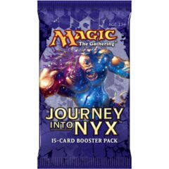 BOOSTER JOURNEY INTO NYX