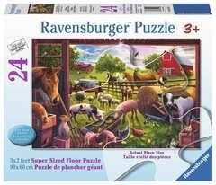 PUZZLE 24 ANIMALS OF BELLS FARM