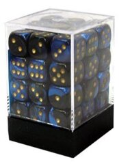 HD DICE 36D6 BLUE BLACK