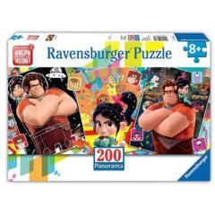 PUZZLE 200 WRECK IT RALPH 2