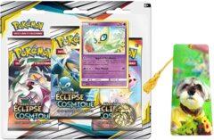 Pokemon Cosmic Eclipse FR Blister Celebi