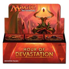 BOX HOUR OF DEVASTATION