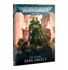 40K CODEX DARK ANGELS