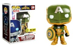 CIVIL WARRIOR HOT TOPIC