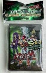 Zexal - Yu-Gi-Oh! Card Sleeves (50-Pack)