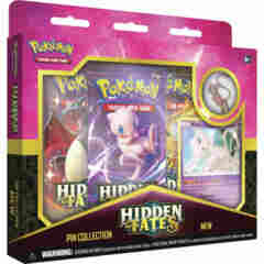 HIDDEN FATES MEW AND MEWTWO
