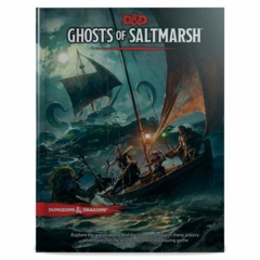 5TH ED GHOSTS SALTMARSH LE