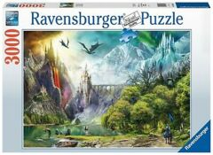 PUZZLE 3000 REIGN OF DRAGON