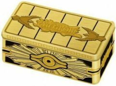 TIN GOLD SARCOPHAGUS