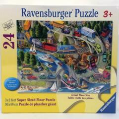 PUZZLE 24 VACATION HUSTLE