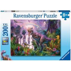 PUZZLE 200 KING OF THE DINOSAURS
