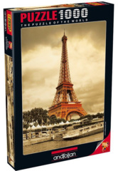 PUZZLE 1000 ANATOLIAN THE EIFFEL TOWER