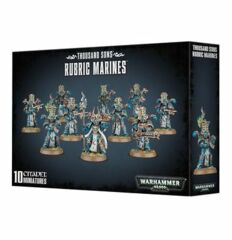 40K THOUSAND SONS RUBRIC MARINES