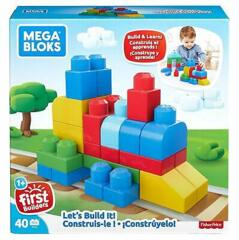 MEGA BLOCKS LET'S BUILD IT