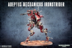 40K MECHANICUS IRONSTRIDER