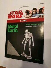 STARWARS K2S0 METAL EARTH