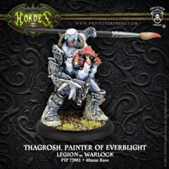 HORDES THAGROSH PAINTER OF EVERBLIGHT