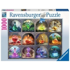 PUZZLE 1000 RAVENSBURGER MAGICAL POTIONS