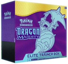 ELITE TRAINER DRAGON MAJESTY
