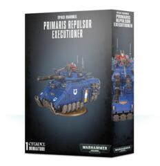 40K SM PRIMARIS REPULSOR EXECUTION