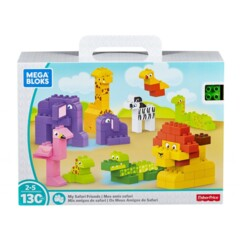 MEGA BLOCKS MY SAFARI FRIENDS