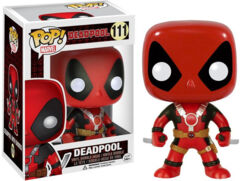 DEADPOOL (WITH SWORDS)