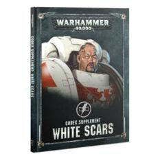 40K CODEX WHITE SCARS
