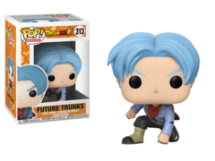 DBZ FUTURE TRUNKS