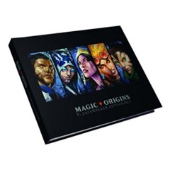 SDCC 2015 MAGIC ORIGINS PLANESWALKER ANTHOLOGY (BOOK ONLY/LIVRE SEULEMENT)