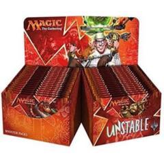 BOX UNSTABLE
