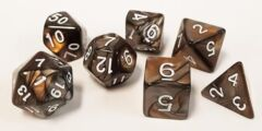 HD DICE 7 BLEND GOLD SILVER