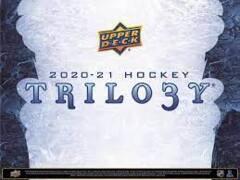 Upper Deck Trilogy 20/21 Box