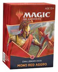 CHLLANGER DECK 2021 - MONO RED AGGRO