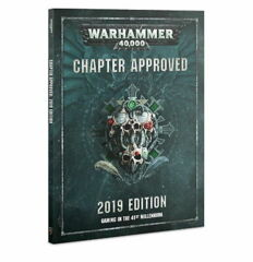 CODEX 40K CHAPTER APPROVED 2019