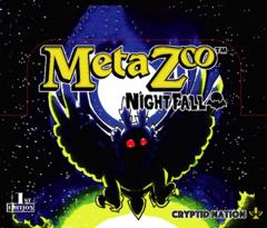 Metazoo - Nightfall Booster Box