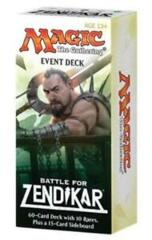 EVENT DECK BATTLE FOR ZENDIKAR