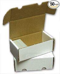 BOX CARDBOARD 400CT