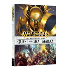 SIGMAR QUEST FOR GHAL MARAZ