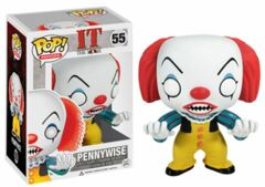 IT PENNYWISE FUNHOUSE