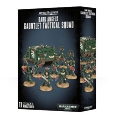 40K DARK ANGEL TACTICAL SQUAD