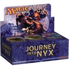 BOX JOURNEY INTO NYX