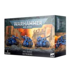 40K SPACE MARINE OUTRIDES