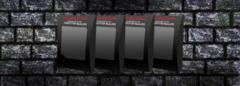 Adventures in the Forgotten Realms Commander Deck Display (Set of 4 Commander Decks)